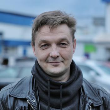 Алексей Лебедев — Лялин